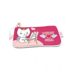 trousse angel cat sugar peintre