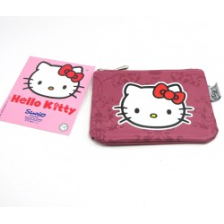 trousse plate hello kitty couture rose