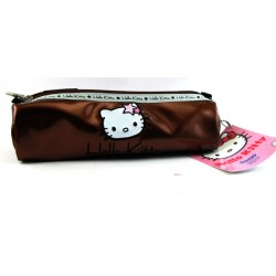 trousse hello kitty silver noisette