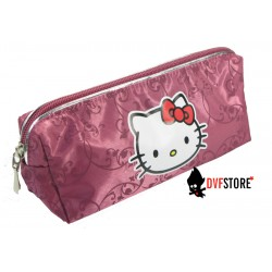 fourre tout hello kitty couture triangle rose