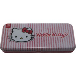 plumier pédagogique hello kitty marin