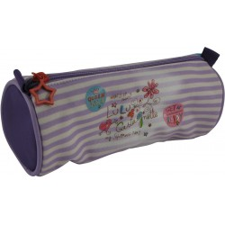 fourre tout lulu castagnette shopping violet