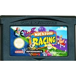 nicktoons racing (gba)