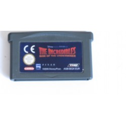 The incredibles rise of the underminer [ GameBoy Advance]