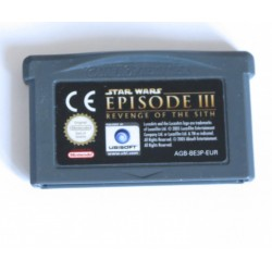 Star wars episode III Revenge of the sith [GameBoy Advance]