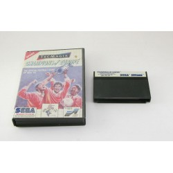 champion of europe [master system]