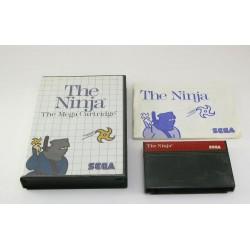 the ninja [master system]