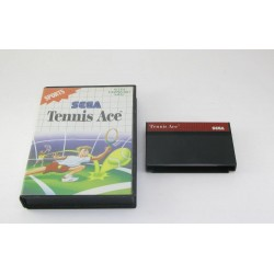 tennis ace avec notice [master system]