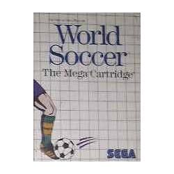 world soccer [master system]