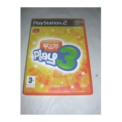 eye toy play 3 [ps2]