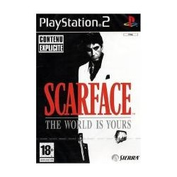 scarface the world is yours [ps2]