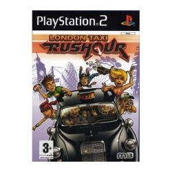 london taxi rushour [ps2]