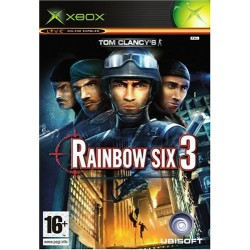 tom clancy's rainbow six 3 [xbox]