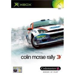 colin mcrae rally 3 [xbox]