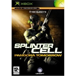 splinter cell : pandora tomorrow [xbox]