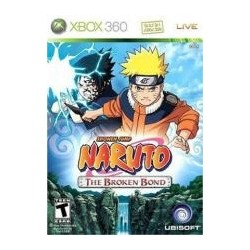 Naruto The Broken Bond [xbox360]