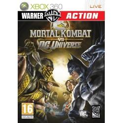 mortal kombat vs dc universe [xbox360]