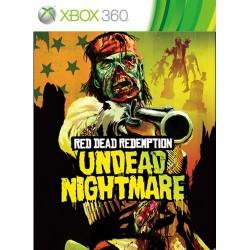 red dead redemption : undead nightmare [xbox 360]
