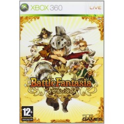 battlefantasia [xbox 360]