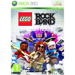 lego rock band [xbox 360]