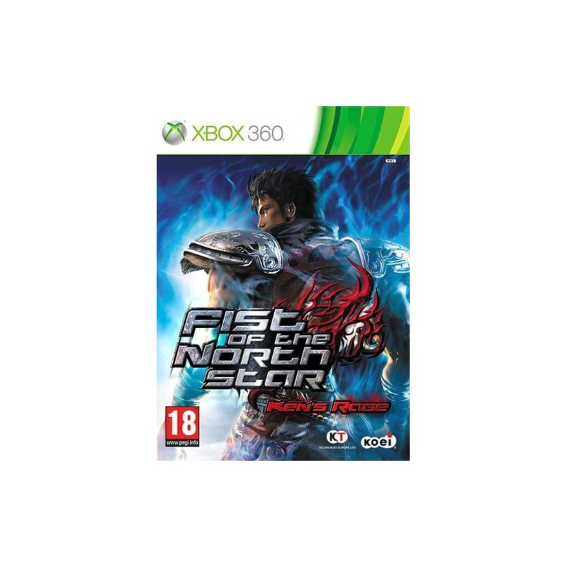 Fist Of The North Star [xbox 360
