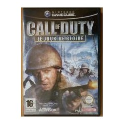 call of duty le jour de gloire jeu [nintendo gamecube]