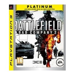 battlefield : bad company 2 platinum [ps3]