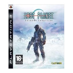 lost planet extreme condition [ps3]