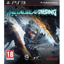 metal gear rising [ps3]