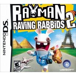 rayman raving rabbids 2 [nintendo ds]