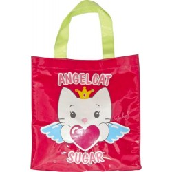 sac shopping angel cat sugar