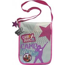 sac shopping camp rock couleur gris