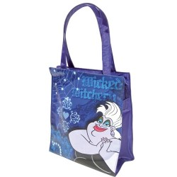 sac disney princess la petite sirène violet