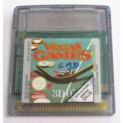 jeux de game boy color : vegas games
