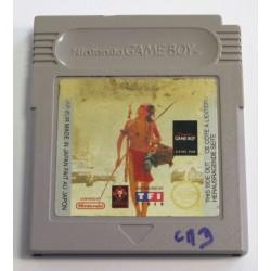 jeux de game boy: un indien dans la ville
