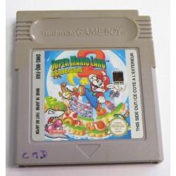 jeux de game boy: super mario land 2