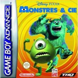 monstres & cie [gbc]