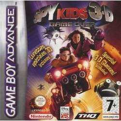 spy kids 3d [ game boy advance ]