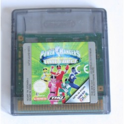 Power rangers Time force [game boy color]