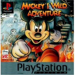 Mickey' s Wild Adventure [ps1]