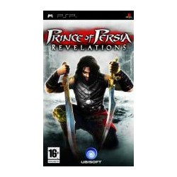 prince of persia révélations [psp]