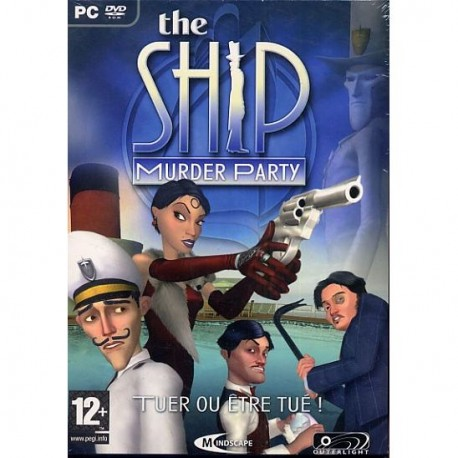 the ship murder party [pc]