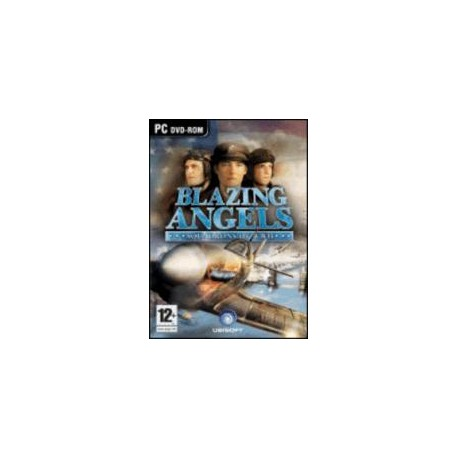 blazing angels: squadrons of wwii [pc]