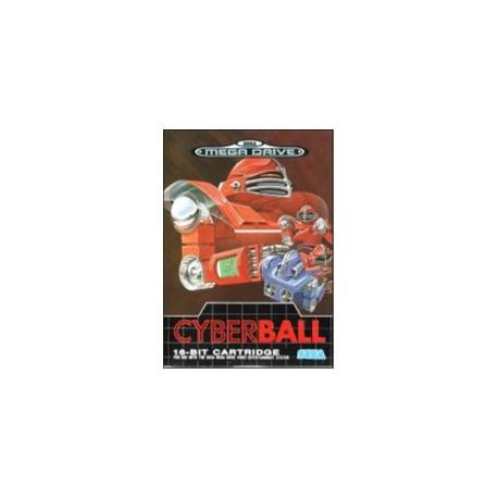 cyberball [megadrive]