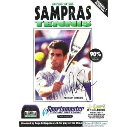 pete sampras tennis [mega drive]