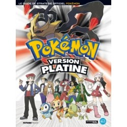 guide pokémon - version platine