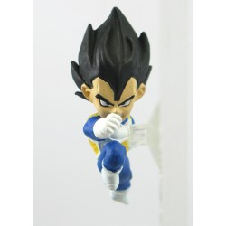 dragon ball kai action pose mini figure vol2 : vegeta