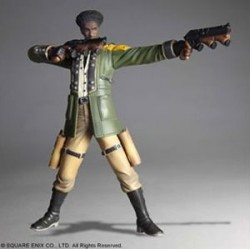 figurines final fantasy xiii - trading arts : sazh