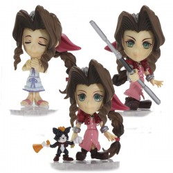 Figurine final fantasy - trading arts mini aerith gainsb