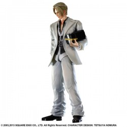 figurine final fantasy vii adv children : rufus shinra